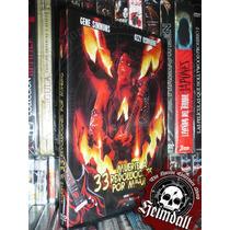 Dvd Trick Or Treat Ozzy Osbourne Gene Simmons Esp Metal Gore