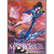 Macross Do You Remember Love? Español + Soundtrack Importado
