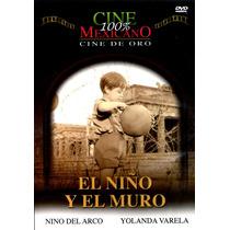 Dvd El Niño Y El Muro (1965) Hugo Blanco - Ismael Rodriguez