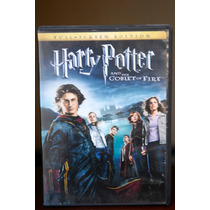 Pelicula Harry Potter Y El Caliz De Fuego Ed. U S A Para Fan
