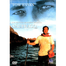 Dvd Naufrago (cast Away) 2000 - Robert Zemeckis / Tom Hanks