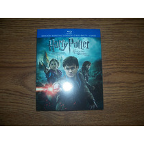 Harry Potter Las Reliquias De La Muerte Parte 2 Bluray + Dvd