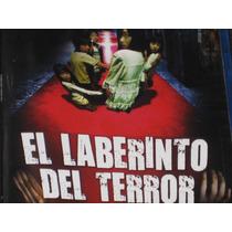 * El Laberinto Del Terror * Película Japonesa Blu-ray