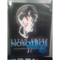 Dvd Estan Entre Nosotos Terror Oriental Zombies Fantasmas