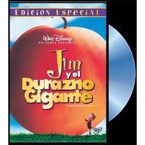 Jim Y El Durazno Gigante Dvd