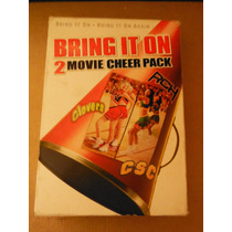 Box Set Bring It On 1 & 2 Import Movie Kisten Dunst Pelicula
