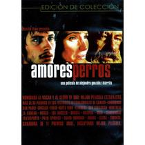 Dvd Amores Perros (2000) - Alejandro Gonzalez Iñarritu