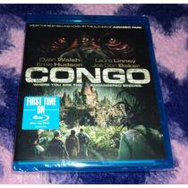 Congo - Bluray Importado Usa Clasico 90