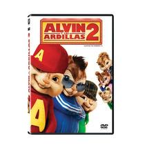 Alvin Y Las Ardillas 2 Dvd Seminuevo Envio Gratis