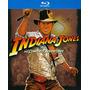 Indiana Jones: The Complete Adventures Blu-ray Importada