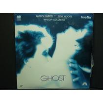 Laser Disc Ghost