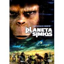 Dvd Planeta De Los Simios (planet Of The Apes) 1968 - Frankl