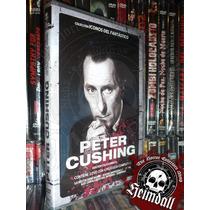 Dvd Pack Peter Cushing Collection Hammer Esp Horror Terror
