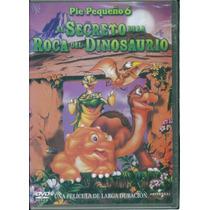 Pie Pequeño 6 / El Secreto De La Roca Del Dinosaurio