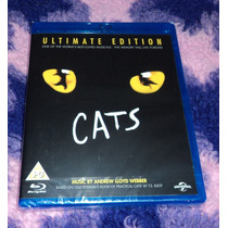 Cats - Ultimate Edition Bluray Importado Musical Clasico Eur