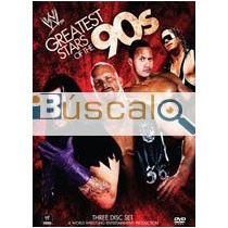 Dvd - Greatest Stars Of The 90s | Wwe