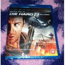 Duro De Matar 2 - Die Hard 2 - Bluray Importado Restored
