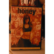 Honey Import Dvd Usa Movie Jessica Alba By Bille Woodruff