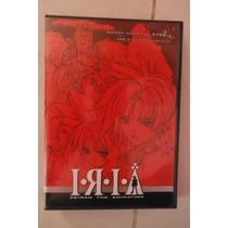 Iria Zeiram The Animation Set Dvd Anime Movie Import U.s.a