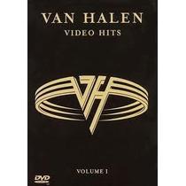 Van Halen Video Hits Volume 1 Dvd Nuevo Envio Gratis