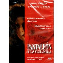 Dvd Pantaleon Y Las Visitadoras (1999) - Francisco Lombardi