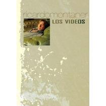 Ricardo Montaner Los Videos Dvd Nuevo Envio Gratis