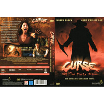Dvd Gore Masacre El Fantasma De La Mina Curse Of The 49er