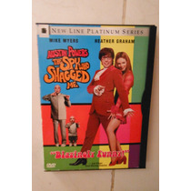 Austin Powers The Spy Who Shagged Me Import Dvd Movie Usa