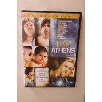 Little Athens Import Dvd Movie Usa Jasmine Jessica Anthony