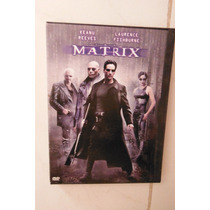 The Matrix Import Dvd Usa Movie Keanu Reeves Andy Wachowski