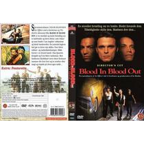 Dvd Original Sangre Por Sangre Blood In Blood Out Coleccion