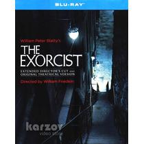 El Exorcista Edicion 40 Aniversario Corte Director Blu-ray