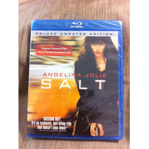 Salt - Angelina Jolie - Deluxe Unrated Edition - Bluray