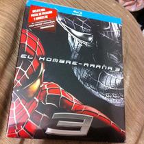 Spiderman 3 Nueva Y Sellada En Bluray Con Tarjeta Colecciona