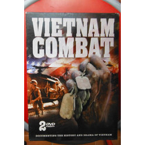Vietnam Combat Import Set Dvd Serie Documental War Guerra