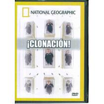Clonacion. National Geographic En Dvd