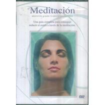 Meditacion. Formato En Dvd. Nueva Y Original.