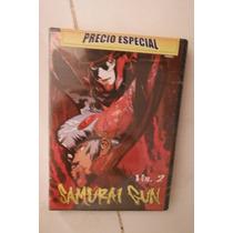 Samurai Gun Vol. 2 Anime Japon Dvd Pelicula Accion Aventura