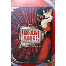Moulin Rouge Dvd Box Set Import Movie Usa Nicole Kidman