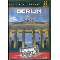 Ciudades Ocultas Berlin. The History Channel. Formato Dvd