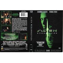 Dvd Alien La Resurreccion Resurrection Ovni Et Sigourney Wea