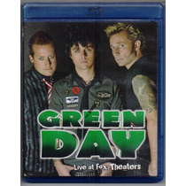Green Day Live At Fox Theaters , Película Blu-ray