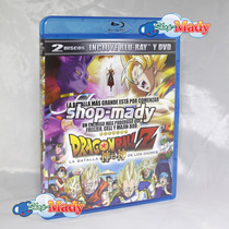 Dragon Ball Z - La Batalla De Los Dioses Blu-ray + Dvd