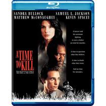 Tiempo De Matar A Time To Kill Blu Ray Nueva Envio Gratis