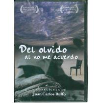 Del Olvido Al No Me Acuerdo. De Juan Carlos Rulfo. En Dvd