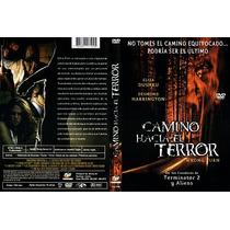Dvd Horror Gore Camino Hacia El Terror 1 Wrong Turn Tampico