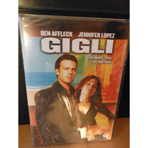 Gigli Dvd Movie Pelicula Import - Al Pacino - Jennifer Lopez