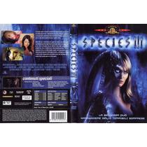 Dvd Especies 3 Species Iii Gore Alien Ovni Et Edicion Especi
