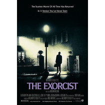 El Exorcista The Exorcist 2000 Version Nunca Vista Linda Bla