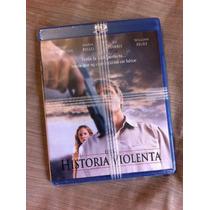 Una Historia Violenta - Viggo Mortensen - Ed Harris - Bluray
